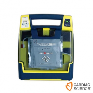 美國 Cardiac Science Powerheart AED G3 Plus 全自動 AED